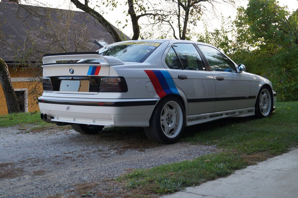 BMW 318i CLASS2 - 3er BMW - E36