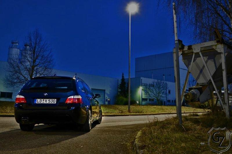 BMW E61 LCI 530d xDrive - 5er BMW - E60 / E61