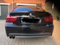 BMW Heckschürze M-Paket