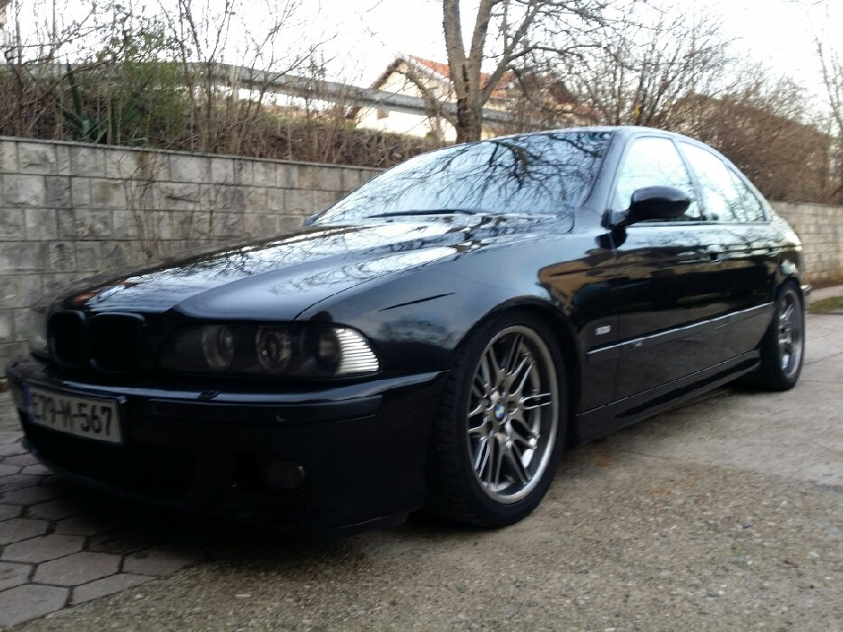 E39 M5 Ess Supercharger 5er Bmw E39 Quot M5 Quot Tuning Fotos Bilder Stories