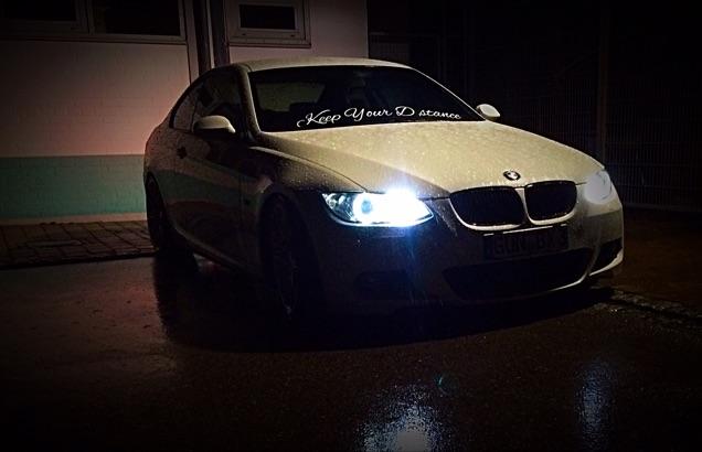 E92 Coupé - 3er BMW - E90 / E91 / E92 / E93