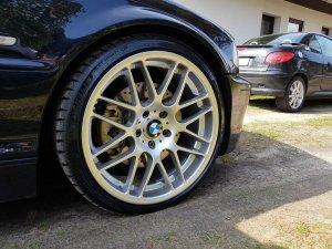 - NoName/Ebay - VMR v703 Felge in 8.5x19 ET 40 mit Michelin Pilot Sport 4S XL Reifen in 225/35/19 montiert vorn Hier auf einem 3er BMW E46 330i (Coupe) Details zum Fahrzeug / Besitzer