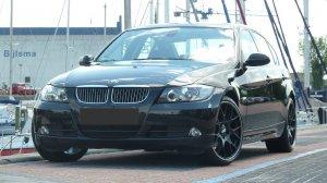 E90, 325i *NEU FLAPS FÜR SERIENSTOSSSTANGE* - 3er BMW - E90 / E91 / E92 / E93