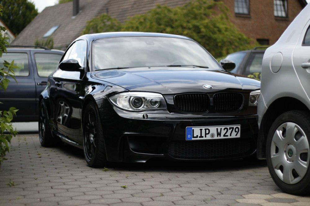 Schwarzrausch 1er Bmw E81 E82 E87 E88 Quot M Coupe
