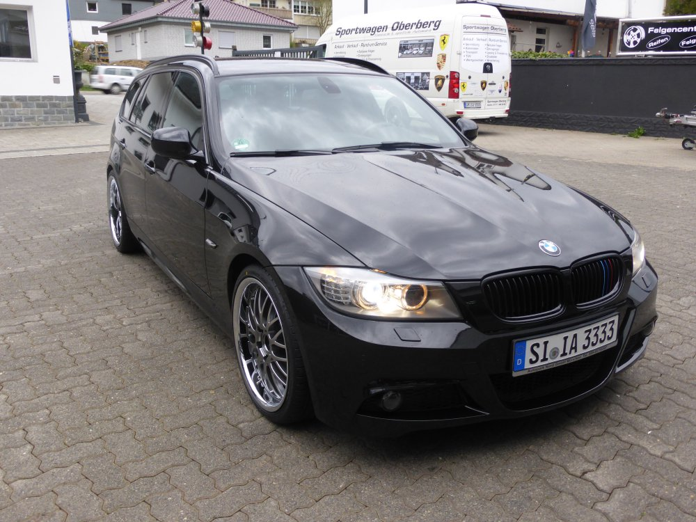 My Black Pearl - 3er BMW - E90 / E91 / E92 / E93