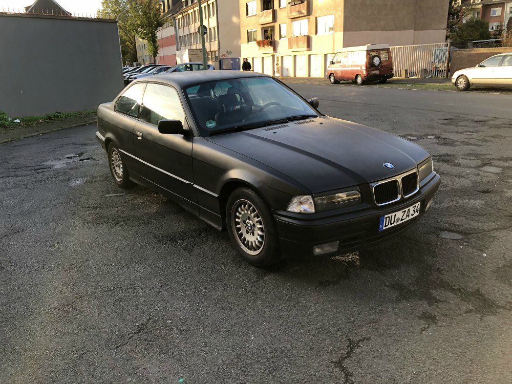 Daily E36 318is Coupe - 3er BMW - E36