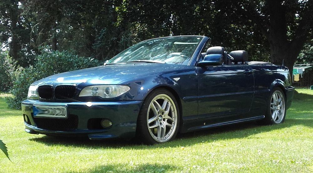 BMW E46 330i FL - 3er BMW - E46
