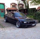 BMW Motorhaube V8-V12