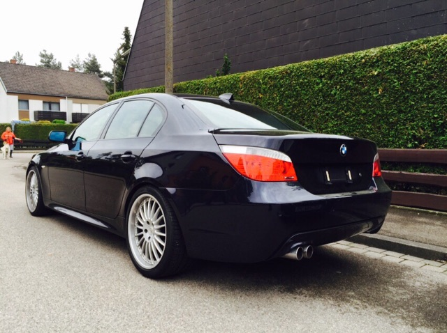 E60,550i M-Paket - 5er BMW - E60 / E61