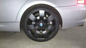 Ronal Styling 123 Felge in 8x18 ET 20 mit Uniroyal Rain Sport 3 Reifen in 225/40/18 montiert hinten mit 12 mm Spurplatten Hier auf einem 3er BMW E91 318d (Touring) Details zum Fahrzeug / Besitzer