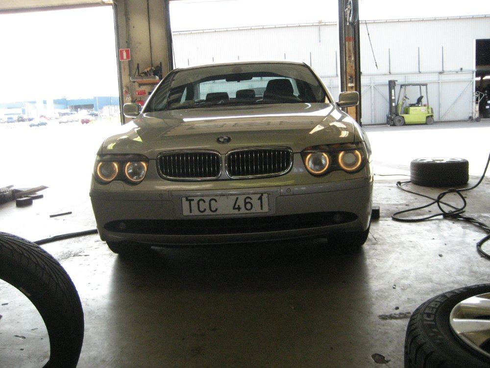 745ia -02 - Fotostories weiterer BMW Modelle