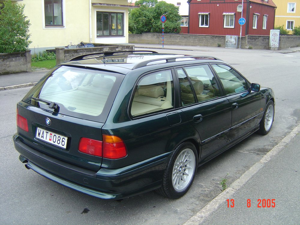 528i 97 Touring 5er Bmw E39 Quot Touring Quot Tuning