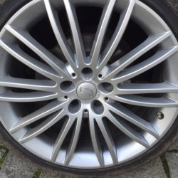 ROD 0049 Felge in 8x19 ET 35 mit Continental Matador / Reifen in 235/35/19 montiert vorn Hier auf einem 3er BMW E46 320i (Coupe) Details zum Fahrzeug / Besitzer