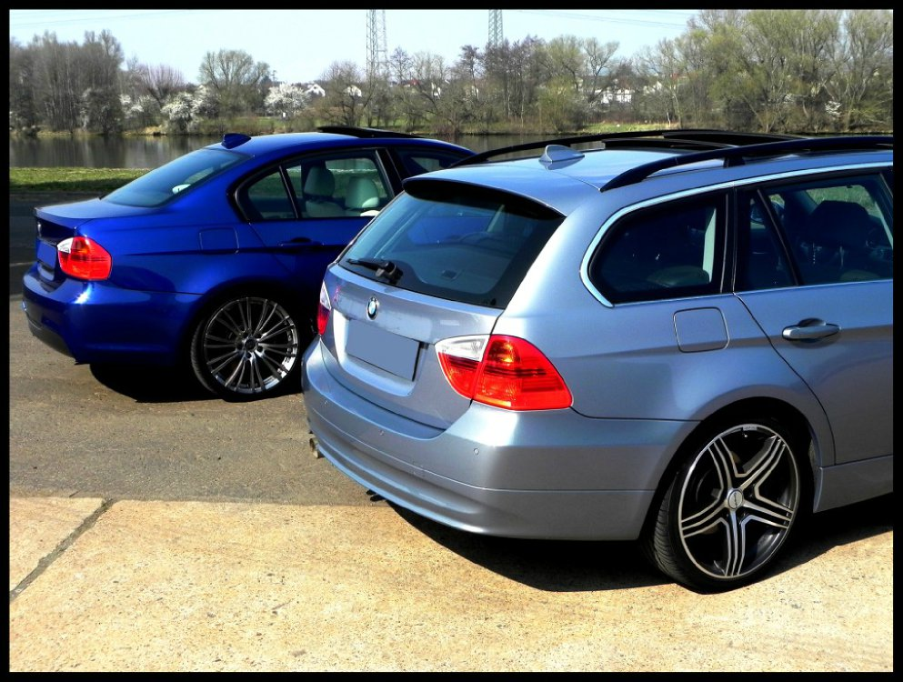 arctis metallic 325i Touring - 3er BMW - E90 / E91 / E92 / E93