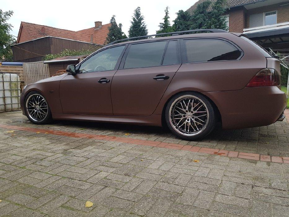E61 Touring 530d - 5er BMW - E60 / E61