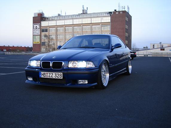 E36:alles bleibt wie es ist !! - 3er BMW - E36 -