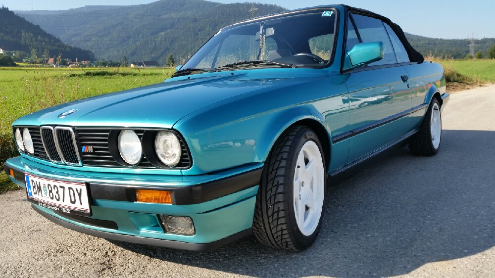 Design edition Einen Traum erfüllt - 3er BMW - E30