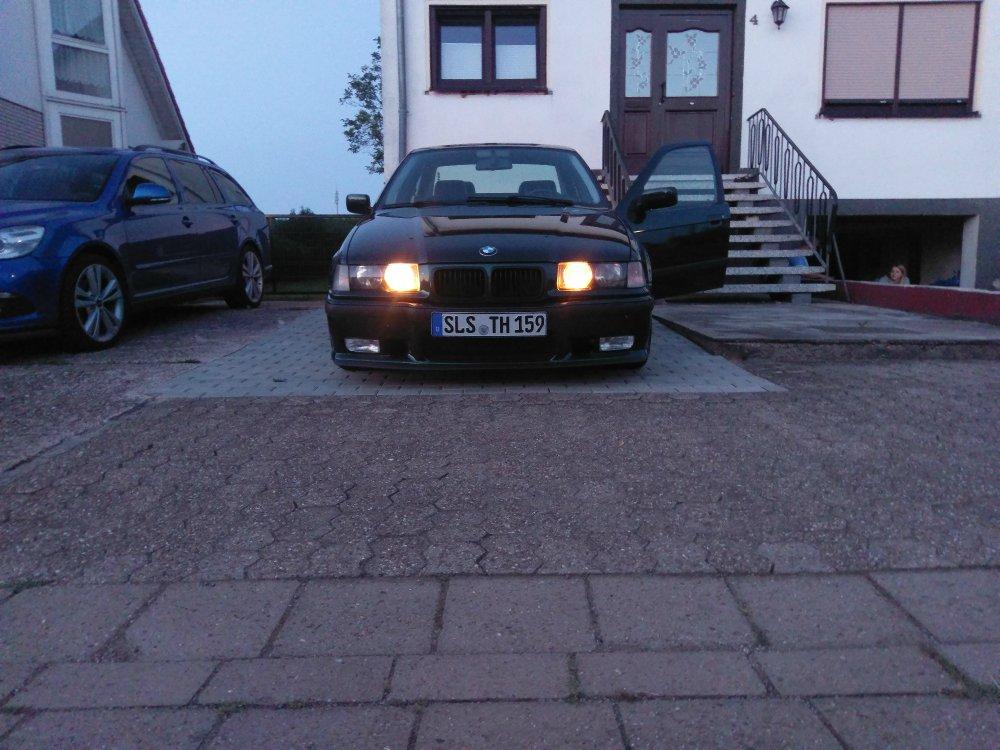 Oxfordgrüner 328 - 3er BMW - E36