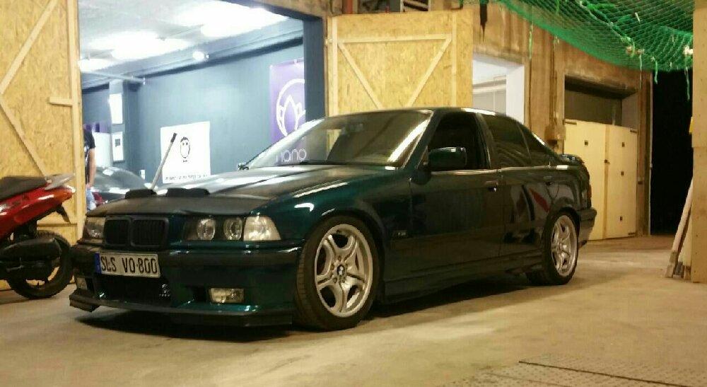 e36 limo, nach 21 Jahren in der Familie verkauft . - 3er BMW - E36