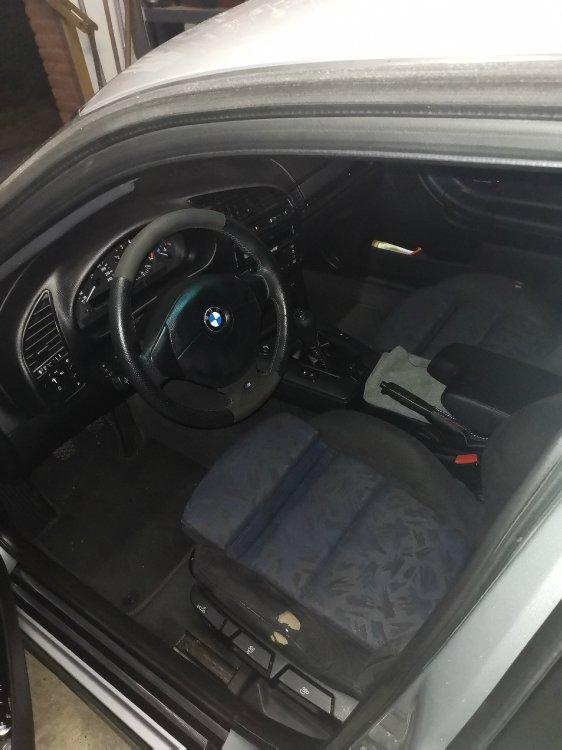 BMW E36 Limo - 3er BMW - E36