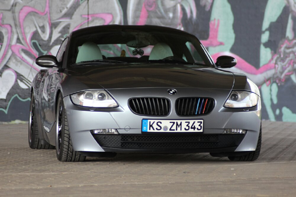 Z4 Coupe My Ride Bmw Z1 Z3 Z4 Z8 Quot Z4 Coupe Quot Tuning Fotos Bilder Stories