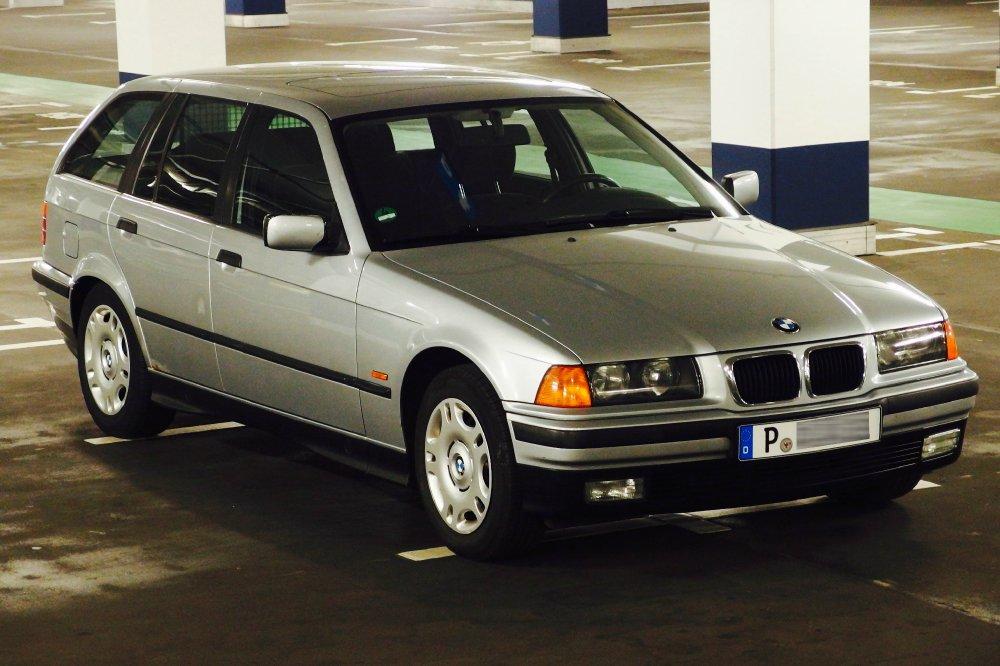 E36/3 • 3er touring - 3er BMW - E36