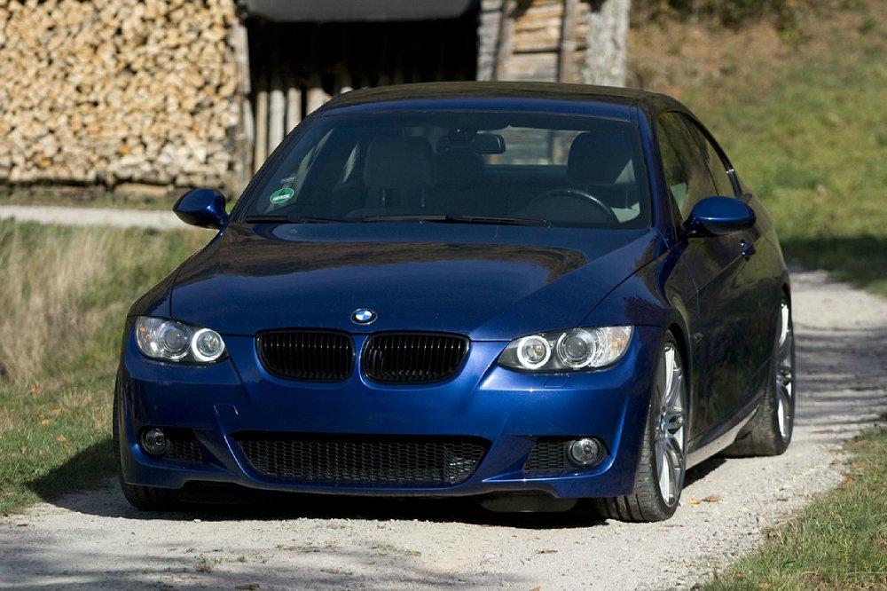 335i Blauer Flitzer - 3er BMW - E90 / E91 / E92 / E93