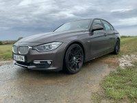 BMW F30 320d Limousine Modern Line - 3er BMW - F30 / F31 / F34 / F80 - IMG_0712.jpg