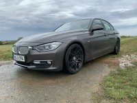 BMW F30 320d Limousine Modern Line