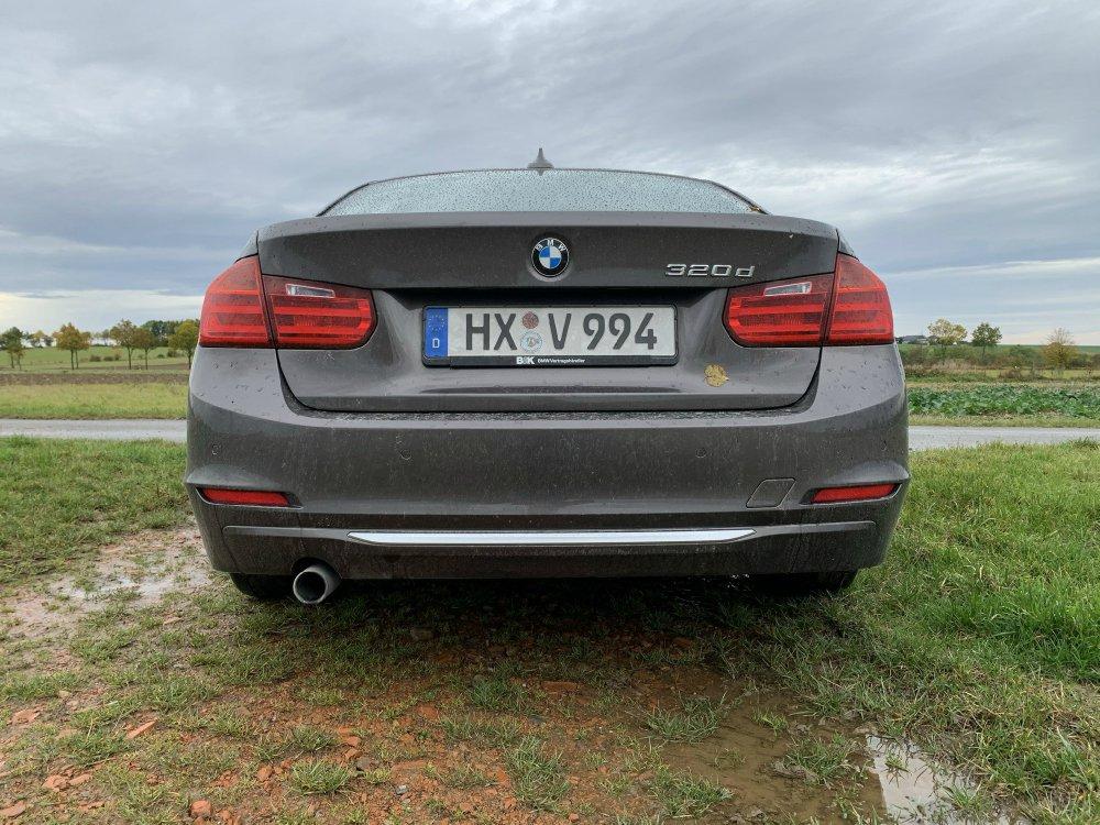 BMW F30 320d Limousine Modern Line - 3er BMW - F30 / F31 / F34 / F80