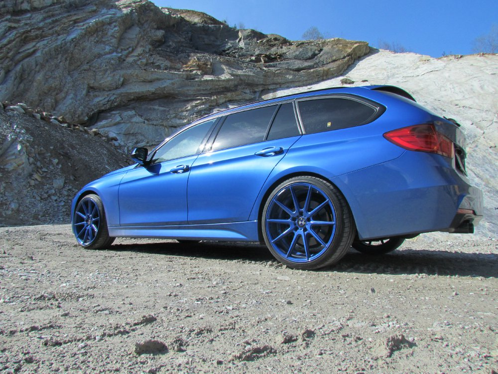 F31, 330d - 3er BMW - F30 / F31 / F34 / F80