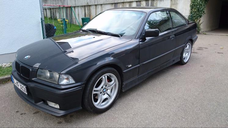 E36 320i Coupé - 3er BMW - E36
