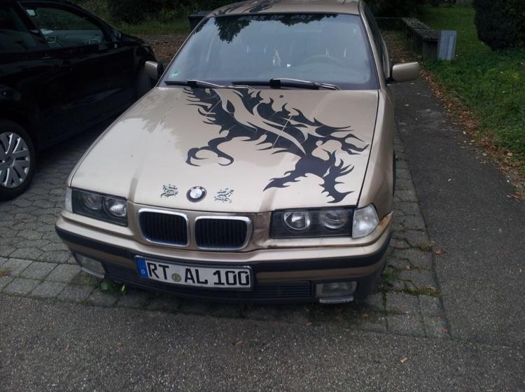 Mein erster BMW 🙈 E36 320i - 3er BMW - E36