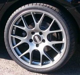 BBS CH-R Felge in 8x19 ET  mit Falken FK453 Reifen in 225/35/19 montiert vorn Hier auf einem 1er BMW F20 116i (5-türer) Details zum Fahrzeug / Besitzer