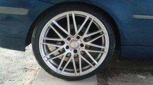 - NoName/Ebay - Ultra Wheels Felge in 8.5x19 ET  mit - NoName/Ebay - Aoteli P607 Reifen in 235/35/19 montiert hinten Hier auf einem 3er BMW E46 320td (Compact) Details zum Fahrzeug / Besitzer