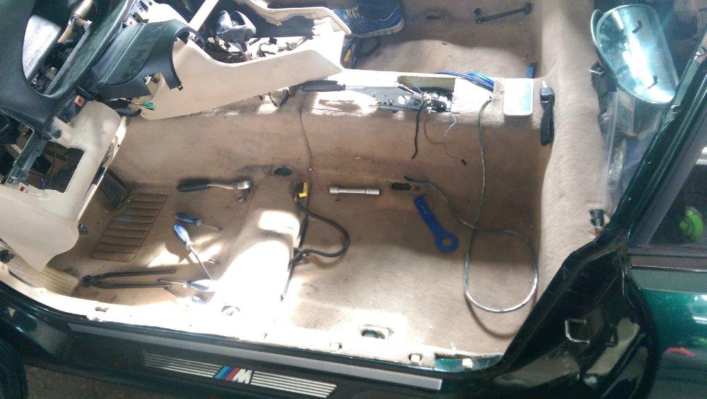 Neuaufbau - 3er BMW - E46