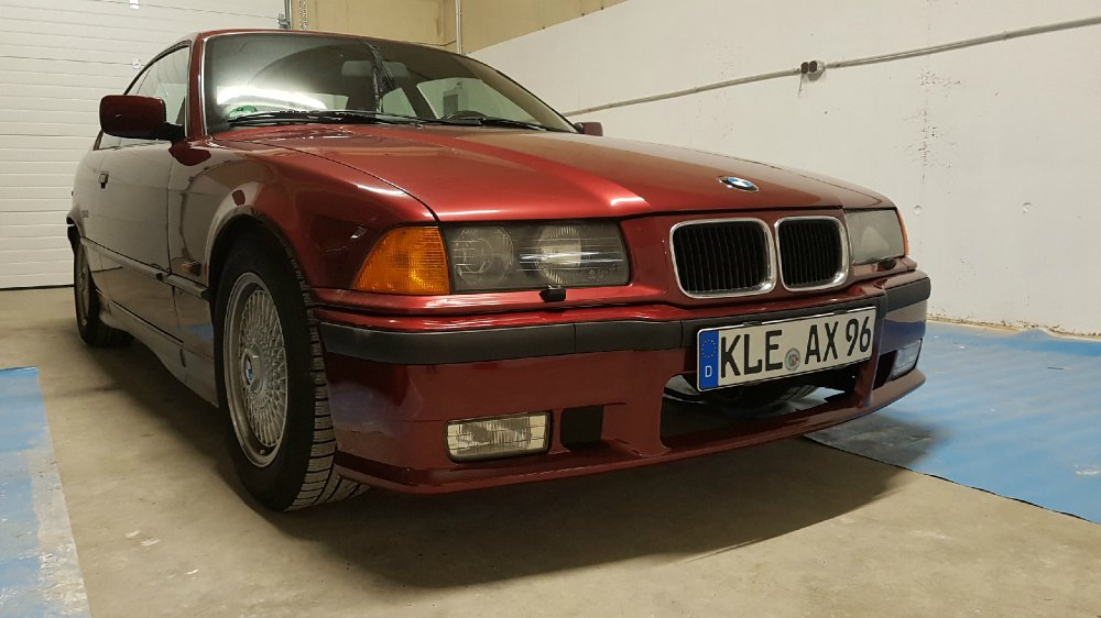 BMW E36 325i Coupe (316i) - 3er BMW - E36