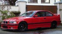 318is E36 Coupé Hellrot Class-II-Optik - 3er BMW - E36 - P1030137.JPG