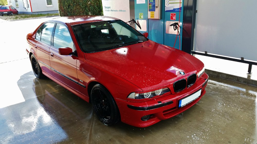 NÖ EY 39 - Komplettumbau 520i auf 530i - 5er BMW - E39
