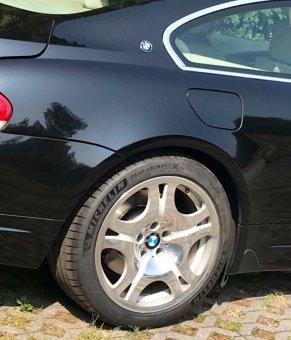 Fuchs (BMW Schmiedefelgen) 34949 Felge in 10x19 ET 24 mit Michelin Pilot Sport 4 Reifen in 285/40/19 montiert hinten Hier auf einem 6er BMW E63 650i (Coupe) Details zum Fahrzeug / Besitzer