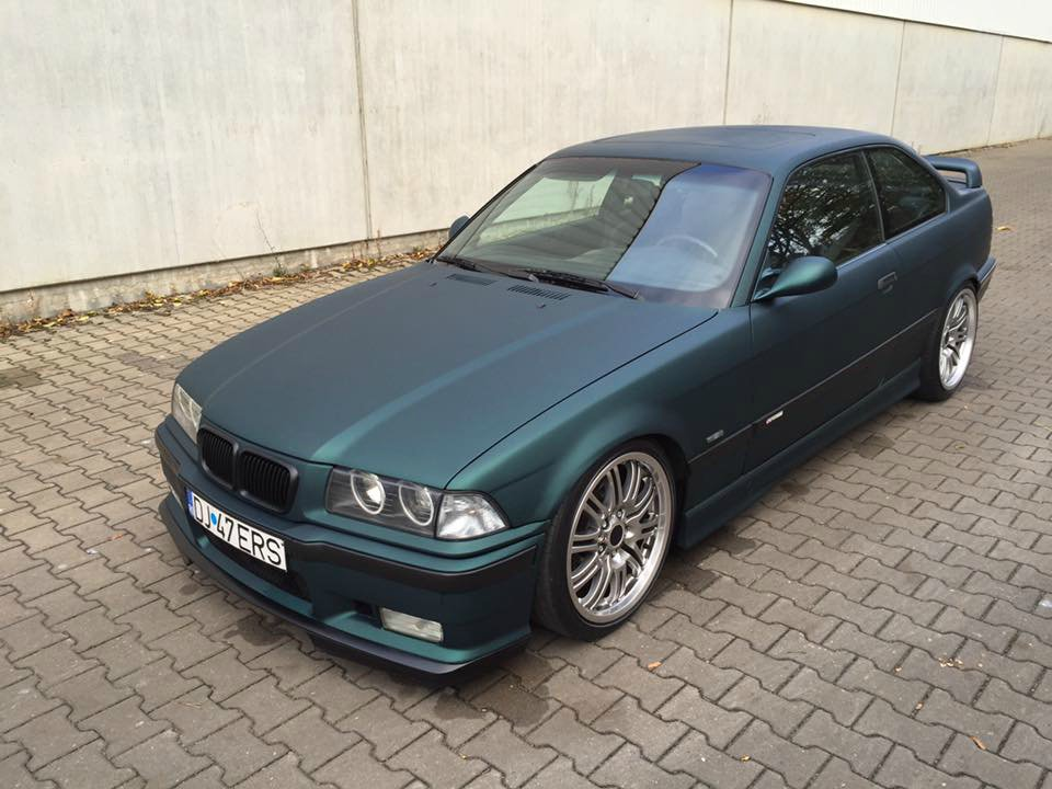 E36  Motorsport Limited Edition - 3er BMW - E36
