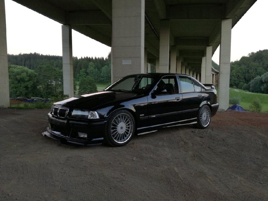 E36 328i Neuaufbau! Motorsport+Vollausstattung - 3er BMW - E36