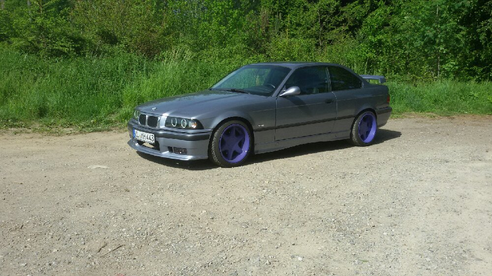 E36 328i samoablau - 3er BMW - E36