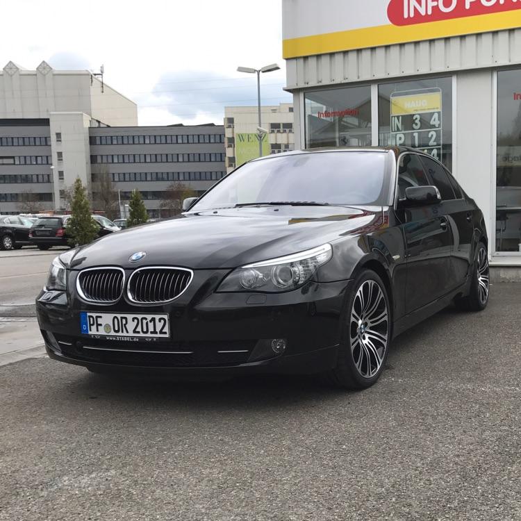 E60, 530i - 5er BMW - E60 / E61