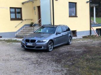 BBS  Felge in 8x19 ET 37 mit Nexen  Reifen in 225/35/19 montiert vorn Hier auf einem 3er BMW E91 325d (Touring) Details zum Fahrzeug / Besitzer