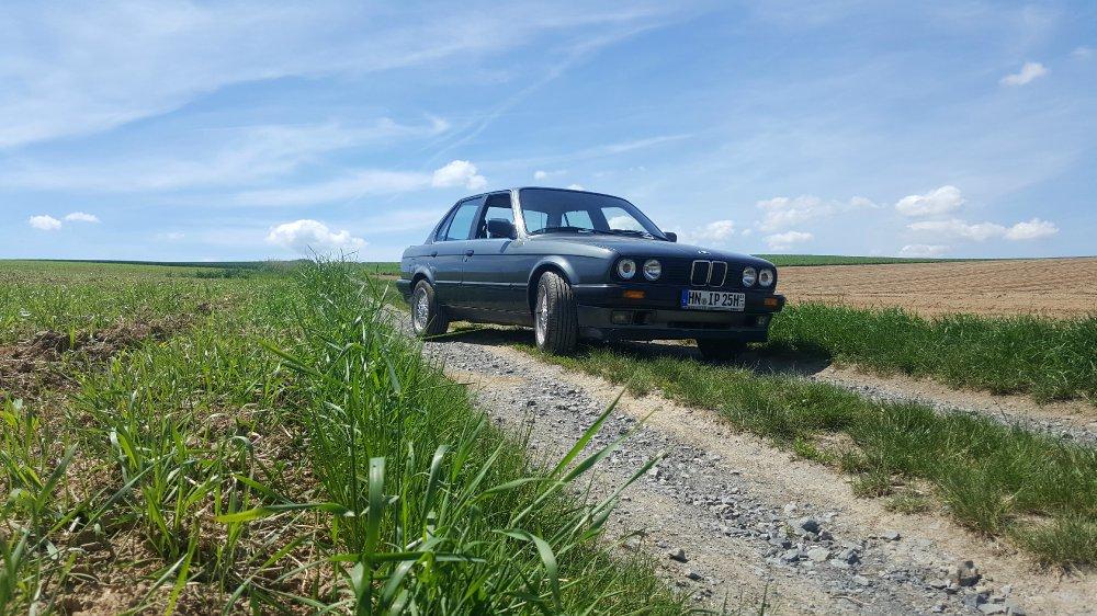 E30 325i, Sommer Auto - 3er BMW - E30