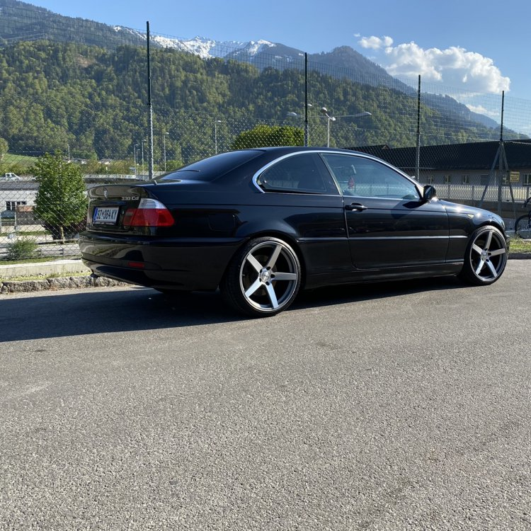 E46 330cd Coupe - 3er BMW - E46