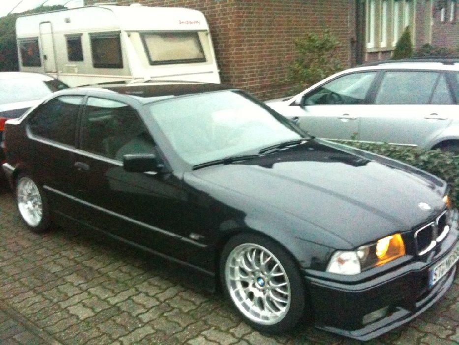 E36 318ti Compact (das erste mal verliebt) - 3er BMW - E36