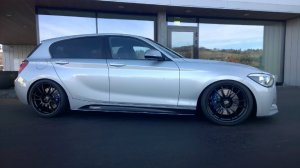 O.Z Ultraleggera Felge in 9x19 ET  mit Falken  Reifen in 245/30/19 montiert hinten Hier auf einem 1er BMW F20 M135i (5-türer) Details zum Fahrzeug / Besitzer
