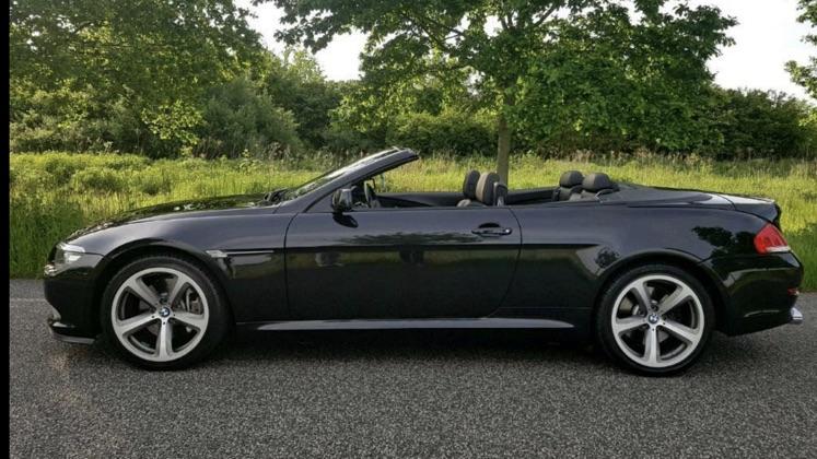 E64, 650i - Fotostories weiterer BMW Modelle